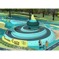 互动式儿童乐园水泥雕塑 水泥室外景观工程施工