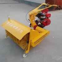自走式汽油扫雪机 圣鲁毛刷式扫地机 手扶扫雪机