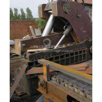 400吨的虎头剪自重是多少吨-输送机用的什么材料-需要几桶液压油-山东金亿机械