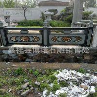 博诺石雕厂  制作 花岗岩   河边栏杆 桥栏板