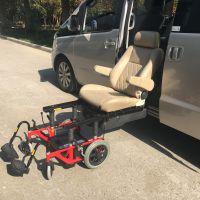 供应S-LIFT-W商务车老年人旋转举升座椅带轮椅中门副驾