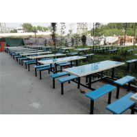 清远饭堂餐桌厂家 清远学校食堂餐桌椅批发