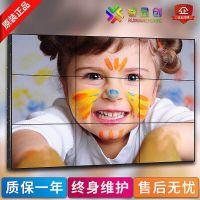 三星55寸液晶拼接屏酒吧显示大屏监控电视墙广告机触控一体机
