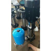 多级离心泵价格 25CDL(F)2-20 0.37KW 扬程:15M 山东临沂众度泵业 不锈钢