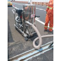 哪有大型工业吸尘机的野外道路清洁吸灰尘水泽工业吸尘器