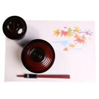 优善品器演四季纸 日本进口餐垫纸 托盘垫纸 吸油敷纸