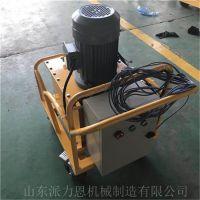 环槽液压铆钉机专利产品 派力恩桥梁专用自动环槽铆接机-许昌