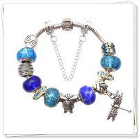 欧美外贸饰品 创意速卖通热销女士蜻蜓吊坠DIY串珠 跨境热销货源