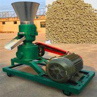 养殖饲料颗粒机 内蒙古牛羊饲料颗粒加工设备 现货直销