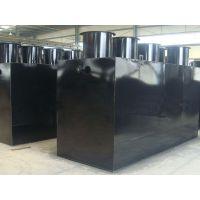 学校生活一体化污水处理设备 山东隆顺生产加工 规格齐全