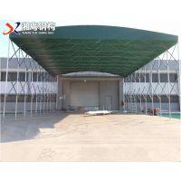 厂家批发推拉帐篷移动展厅帐篷户外雨棚遮阳篷