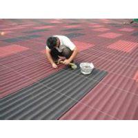 灵活多样的经营方式山东塑钢,服务于社会各界的彩色波浪形型沥青瓦
