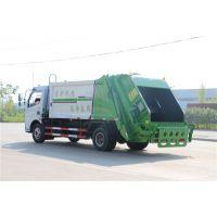 5吨压缩垃圾车配置参数 小型垃圾车