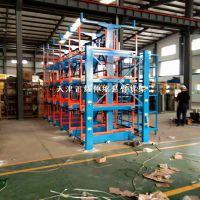 湖南先进伸缩货架 天车专用 重型悬臂式货架 方便存取 节约空间 存储量翻倍