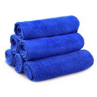 洗车毛巾汽车超细纤维不掉毛加密加厚吸水擦车巾洗车布用品30*70