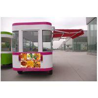 厂家直销小型四轮电动车纯电动汽车电动观光车电动餐车