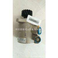 潍柴WP10发动机用助力泵612600130257液压泵陕汽北奔宇通欧曼用