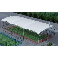 清远厂家供应商体育场膜结构遮阳棚,看台膜结构 九特拥有十年膜结构,篷房设计制作安装经验