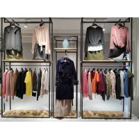 厂家直销品牌折扣女装库存新款货源库存多种款式多种风格