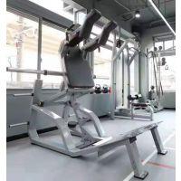 山东美能达商用健身器材必确系列深蹲训练器哈克深蹲训练器