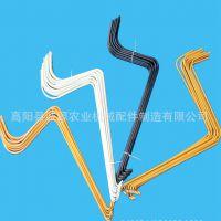 搂草机搂齿配件 牵引式 横向 指盘式搂草机械常用压盘 齿盘配件