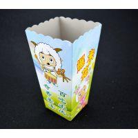 喜洋洋爆米花盒卡通爆米花盒美国爆米花盒4款式j加袋扎丝全100套