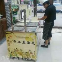 生产腐竹的设备 腐竹油皮机 蒸汽加热受热更均匀
