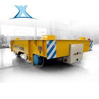 低压轨道平车厂区运输车大型铸件搬运车电动平车非标定制
