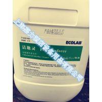 ECOLAB艺康 洁地灵 含氯碱性清洁剂