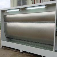 博远供应平度市小型水帘柜 烤漆房配件 质保一年