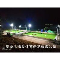 潘卡panka足球户外版脚踢式台球节日活动景区娱乐设备