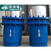 热力管线中金属补偿器产生的作用