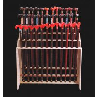 批发木板材木方条生产加工木制家居用品木制小摆件拐杖