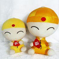 毛绒玩具生产厂家,毛绒玩具定做,公仔,水晶超柔吉祥物娃娃来图定制