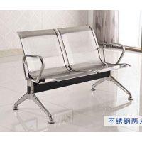 新款GW-2126款机场椅,2人位排椅,2人位不锈钢公共座椅 骨架金属款排椅