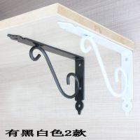 支撑支架托架三角墙上优质白色墙面三角铁橱柜板层层板托壁挂加固