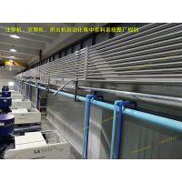 注塑机集中供料系统整厂规划