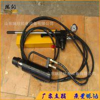 厂家低价促销矿用MS18-180锚索张拉机具价格手动锚索张拉机具