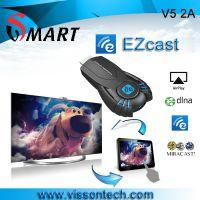 速卖通  爆款 EZcast V52A 推送宝 无线hdmi wifi  推送宝 同屏器