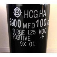 100v3900uf 日立原装全新 铝电解电容