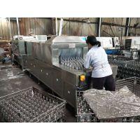 压铸铝合金汽车零配件自动超声波清洗机 除油污清洗烘干设备 广东红泰专业厂家