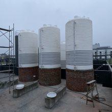厂家长期供应10立方甲醇储罐 防腐储罐 盐酸塑料储存罐
