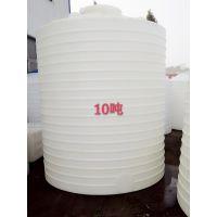 13000升汽车水箱 13吨爬梯容器 厨房容器 平底圆柱水箱 高质量桶 白色大圆桶