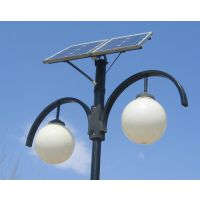 太阳能庭院灯宇之光3.5米庭院灯批发小区绿化照明灯新农村庭院灯绿色环保厂家直销