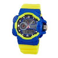 亚马逊货源手表厂家定制新款彩色学生运动电子手表