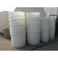 厂家供应食品级塑料敞口圆桶 1000L腌制发酵桶