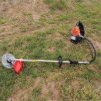 厂家直销小型牧草割草机 背负式水稻收割机