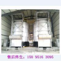 日本技术粪便发酵罐 猪粪处理发酵罐 牛粪处理设备