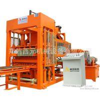 西元销售免烧砖机 免烧砌块制砖机 空心砖 垫块砖机