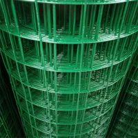 散养鸡用铁丝网 养殖网厂家 包塑荷兰网价格